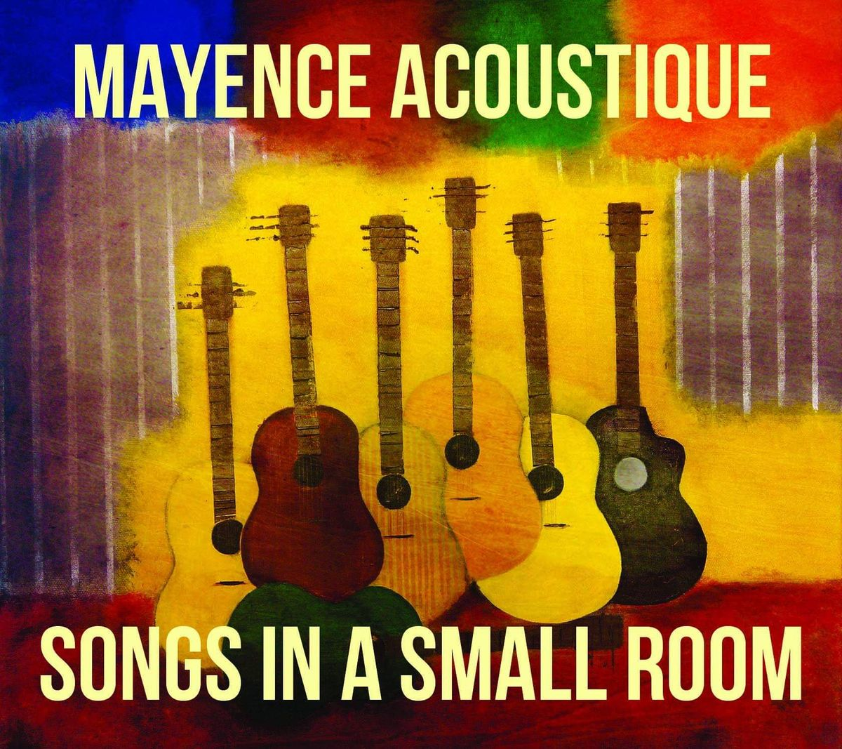 Songs in a small room - Akustik Konzerte in Mainz - mayence acoustique e.V.